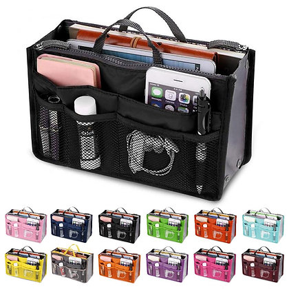 Cosmetic Bag Makeup Bag Travel Organizer Portable Beauty Pouch Functional Bag