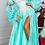 Thumbnail: Smileven - Off Shoulder Evening Dress / Evening Party Gowns
