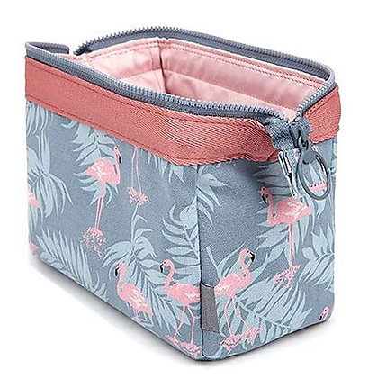 Travel Animal Flamingo Make Up Bags Women Girl Cosmetic Bag /Makeup /Beauty
