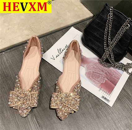 Slip on Pointed Toe Casual Sandals