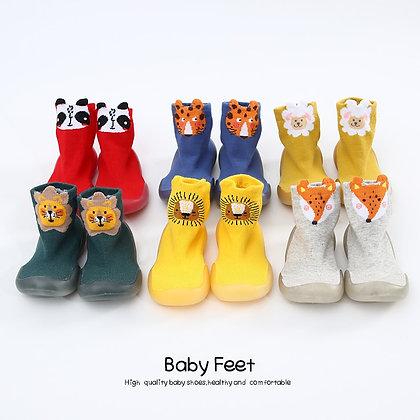 Soft Rubber Sole Anti-Slip Shoes