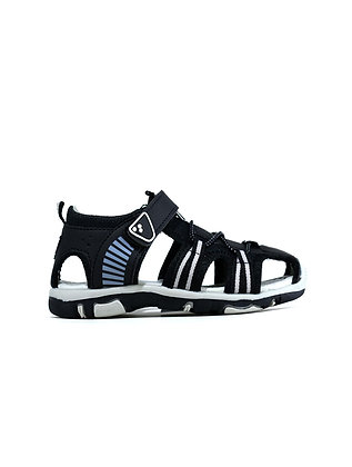 Oakley Boy's Sandal Black/Grey