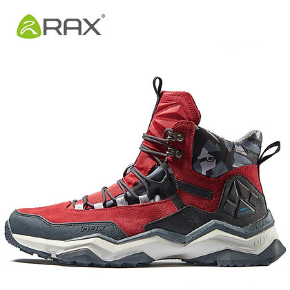 RAX - Waterproof Genuine Leather Mountain Hiking Boots @ Googoostore