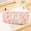 Thumbnail: Beautician Vanity Necessaire Travel Toiletry / Makeup Case Cosmetic Bag