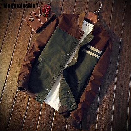 Mountainskin 4XL New Men's Jackets Autumn Military Men's Coat