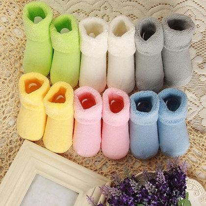 Baby Socks Cotton Thick Floor Toddler Foot Socks