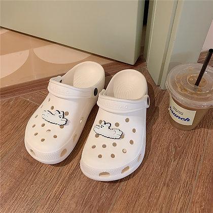 Comfortable Classic Clogs / Soft Slip-On Beach Lightweight Sandals