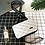 Thumbnail: Luxury Suitcase Shape Totes Mini Luggage Clutch Bag Small Box Bag