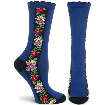Nordic Stripe Sock