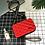 Thumbnail: Luxury Suitcase Shape Totes Mini Luggage Clutch Bag Small Box Bag