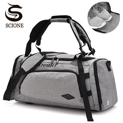Hot Men Travel Canvas Bag / Luggage - Large Capacity Casual Duffle Bag