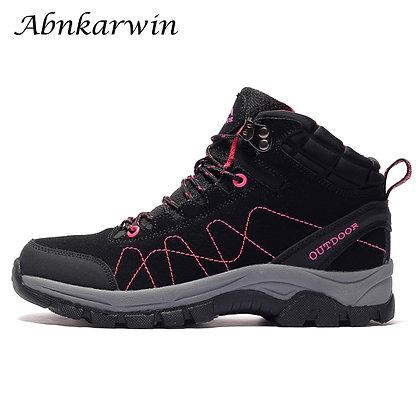 Outdoor Treking Walking Mountain Sneakers at Googoostore