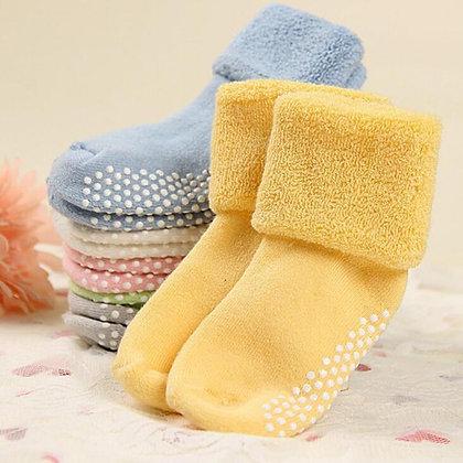 Baby Toddler Socks Cotton Non-Slip Baby Floor Foot Socks