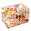 Thumbnail: CUTEBEE DIY Doll House Wooden Doll Houses Miniature Dollhouse Furniture Kit