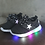 Thumbnail: LED Light Shoes Kids 1-3 Years Baby Sneakers With Backlight/ Toddler Breathable