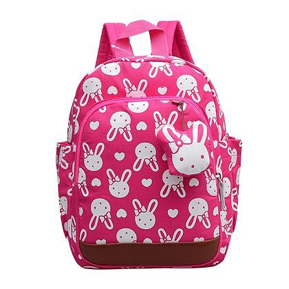 Children's Backpacks - Cute Cartoon Print