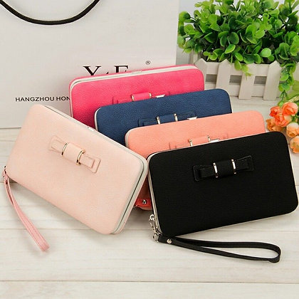 Large Capacity Purse / Cellphone Wallet