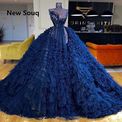 Unique Design Ball Gown / Elegant Evening Dress