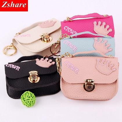1Pcs Mini Handbags for Children Coin Purse Key Card Bag Gift