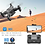 Thumbnail: Mini Drone With/Without HD Camera Hight Hold Mode RC Quadcopter RTF WiFi FPV