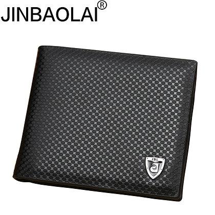 New PU Leather Luxury Brand Clutch Wallet