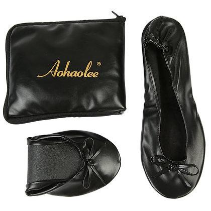 Foldable Flat Ballet Shoes
