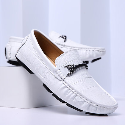 Zapato Hombre Casual Cuero Men Casual Shoes Luxury Brand