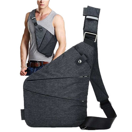 Shoulder Bag / Holster Anti Theft Security Strap Chest Bags