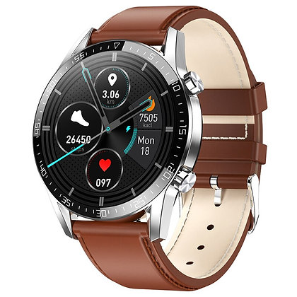 Reloj Inteligente Ecg Smart Watch Men Android 2020 Smartwatch Ip68  Bluetooth