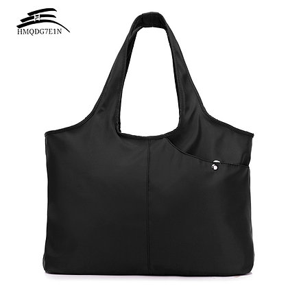 Waterproof Casual Large Shoulder Bag / Tote Luxury Brand Design Bolsas