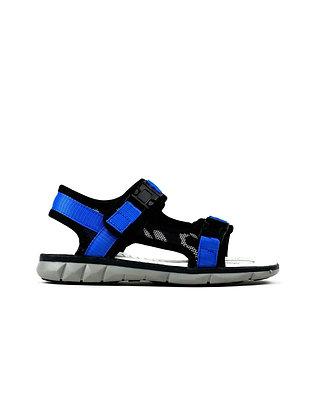 Oliver Boy's Sandal Black/Blue