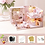 Thumbnail: Cutebee Doll House Furniture Miniature Dollhouse DIY Miniature House