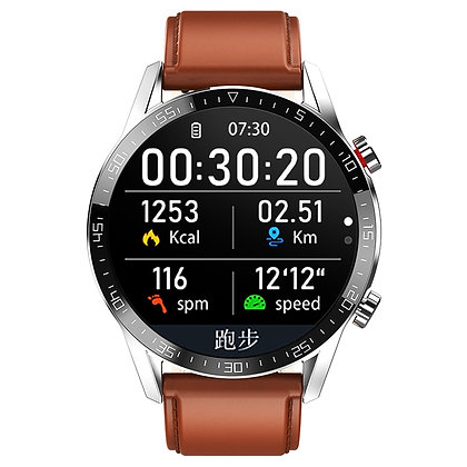 Timewolf Smart Watch 2020 IP68 Waterproof Smartwatch Men ECG Reloj Inteligente