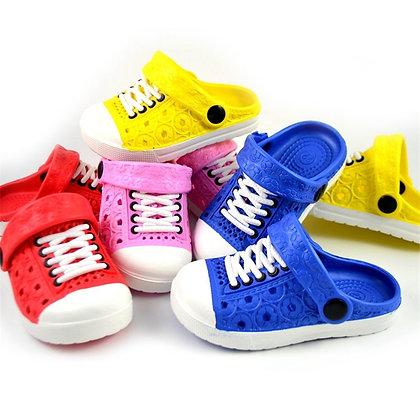 Unisex Children Beach Slippers Baby Boys Clogs Shoes Girls Sandals