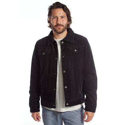 Marlon Corduroy Aviator Jacket