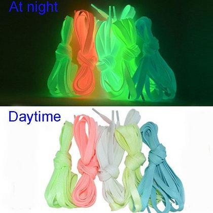 1 Pair Luminous Shoelace