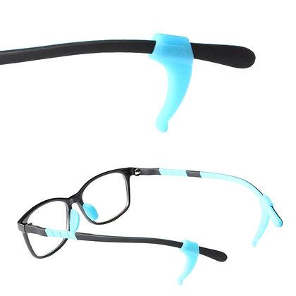 Silicone Grip Tip Holder - Anti Slip Ear Hooks for Eyeglasses