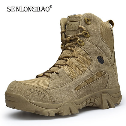 Outdoor Hiking Ankle Boots at Googoostore