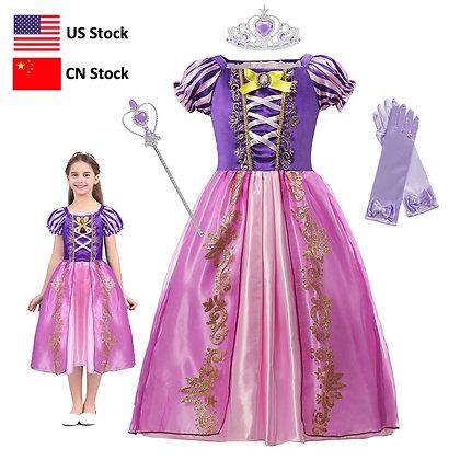 Princess Rapunzel Dress / Party dress