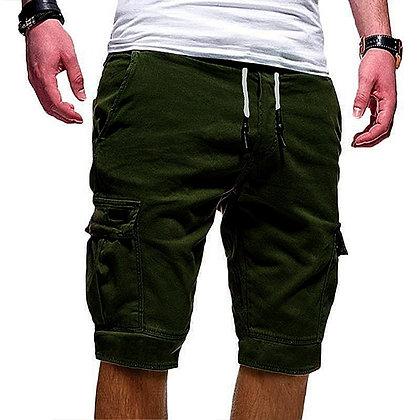 High Quality Casual Drawstring Shorts