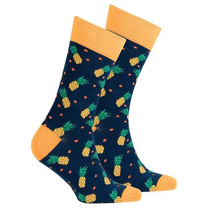 Men's Pineapple Socks
