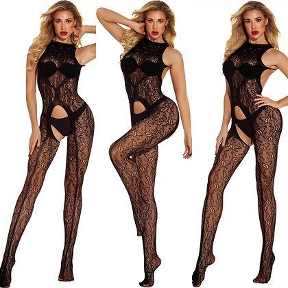 Plus Size Lingere Stripper Outfit Dancewear