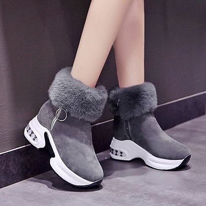 Ankle Boot for Woman / Leather