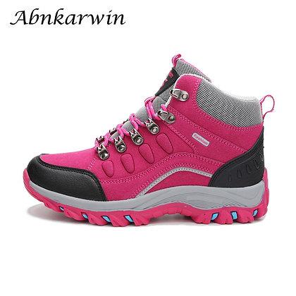Hiking Shoes / Walking Mountain Sneakers at Googoostore