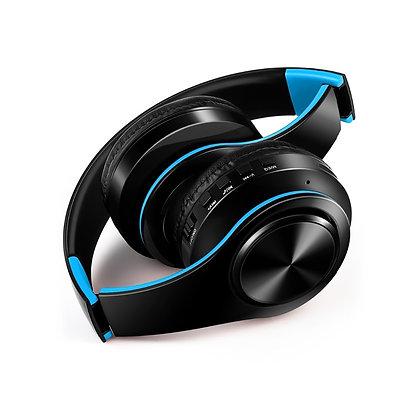 CATASSU Earphone Bluetooth Headphones Over Ear Stereo Wireless Headset