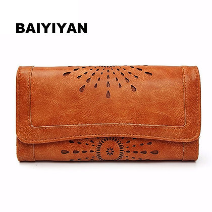 Vintage / PU Leather Practical Purses at Googoostore