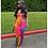 Thumbnail: Two Piece Set Outfits / Leggings & Crop Top