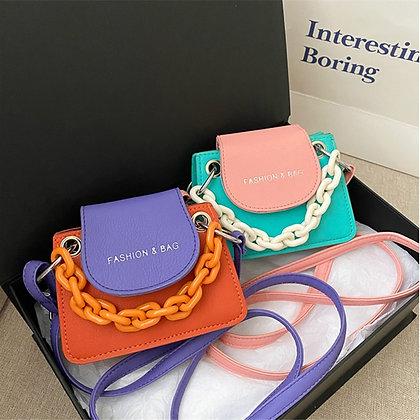 Mini Women Purse Luxury Designer Shoulder Bag - GooGooStore