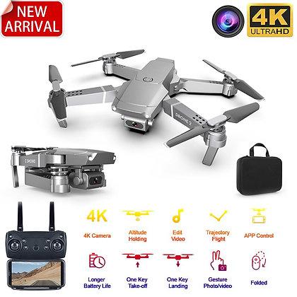 XKJ 2020 E68Pro Mini Drone 4K 1080P Wide Angle Camera Dron Wifi FPV