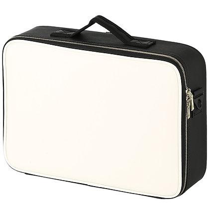 Cosmetic Bag Professional Make Up Box Large Capacity Storage Handbag